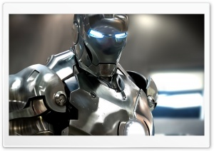 Iron Man 2 War Machine HD Wide Wallpaper for Widescreen
