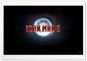 Iron Man 3 2013 HD Wide Wallpaper for Widescreen