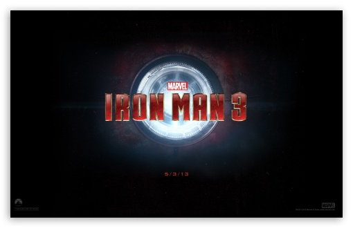 Iron Man 3 2013 HD wallpaper for Wide 16:10 5:3 Widescreen WHXGA WQXGA WUXGA WXGA WGA ; Mobile 5:3 - WGA ;