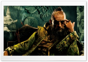 Iron Man 3 Mandarin HD Wide Wallpaper for Widescreen