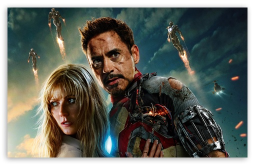 Iron Man 3 Tony Stark And Pepper Potts HD wallpaper for Wide 16:10 5:3 Widescreen WHXGA WQXGA WUXGA WXGA WGA ; HD 16:9 High Definition WQHD QWXGA 1080p 900p 720p QHD nHD ; Standard 4:3 5:4 3:2 Fullscreen UXGA XGA SVGA QSXGA SXGA DVGA HVGA HQVGA devices ( Apple PowerBook G4 iPhone 4 3G 3GS iPod Touch ) ; Tablet 1:1 ; iPad 1/2/Mini ; Mobile 4:3 5:3 3:2 16:9 5:4 - UXGA XGA SVGA WGA DVGA HVGA HQVGA devices ( Apple PowerBook G4 iPhone 4 3G 3GS iPod Touch ) WQHD QWXGA 1080p 900p 720p QHD nHD QSXGA SXGA ;
