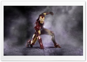 Iron Man HD Wide Wallpaper for Widescreen