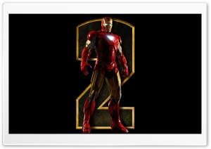 Iron Man 2 HD Wide Wallpaper for 4K UHD Widescreen desktop & smartphone