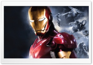 Iron Man, Art HD Wide Wallpaper for Widescreen