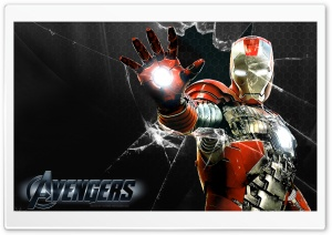 Iron Man by Skstalker HD Wide Wallpaper for Widescreen