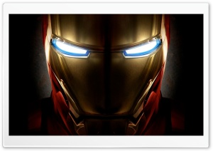 Iron Man Helmet HD Wide Wallpaper for Widescreen