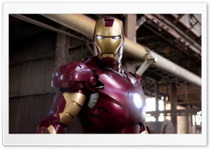 Iron Man Movie HD Wide Wallpaper for Widescreen