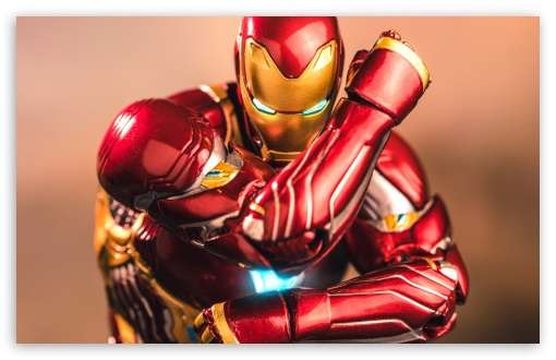 Iron Man Statue Ultra Hd Desktop Background Wallpaper For 4k Uhd Tv Widescreen Ultrawide Desktop Laptop Tablet Smartphone