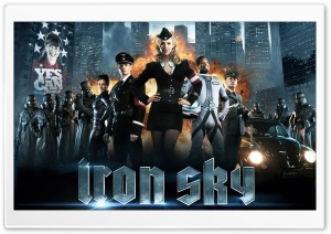 Iron Sky HD Wide Wallpaper for Widescreen