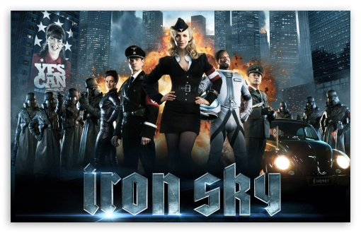Iron Sky HD wallpaper for Wide 16:10 5:3 Widescreen WHXGA WQXGA WUXGA WXGA WGA ; Standard 4:3 5:4 3:2 Fullscreen UXGA XGA SVGA QSXGA SXGA DVGA HVGA HQVGA devices ( Apple PowerBook G4 iPhone 4 3G 3GS iPod Touch ) ; iPad 1/2/Mini ; Mobile 4:3 5:3 3:2 5:4 - UXGA XGA SVGA WGA DVGA HVGA HQVGA devices ( Apple PowerBook G4 iPhone 4 3G 3GS iPod Touch ) QSXGA SXGA ;