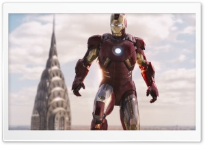 Ironman-MARK07-Avengers HD Wide Wallpaper for Widescreen