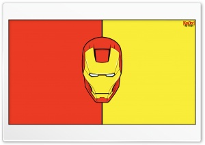 Ironman style HD Wide Wallpaper for Widescreen