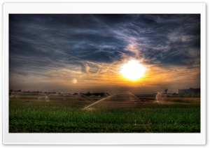 Irrigation HD Wide Wallpaper for Widescreen