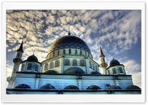 Islamic HD Wide Wallpaper for 4K UHD Widescreen desktop & smartphone