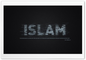 Islamic HD Wide Wallpaper for Widescreen