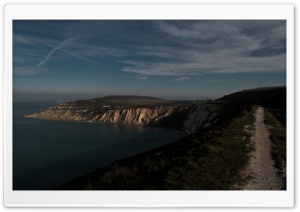 Isle of Wight Coast 3 HD Wide Wallpaper for Widescreen