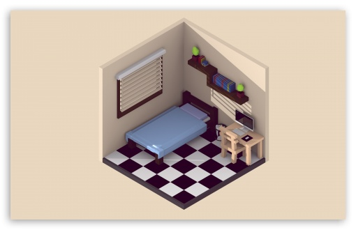 Isometric Room ❤ 4K UHD Wallpaper for Wide 16:10 5:3 Widescreen WHXGA WQXGA WUXGA WXGA WGA ; 4K UHD 16:9 Ultra High Definition 2160p 1440p 1080p 900p 720p ; UHD 16:9 2160p 1440p 1080p 900p 720p ; Standard 4:3 5:4 3:2 Fullscreen UXGA XGA SVGA QSXGA SXGA DVGA HVGA HQVGA ( Apple PowerBook G4 iPhone 4 3G 3GS iPod Touch ) ; Tablet 1:1 ; iPad 1/2/Mini ; Mobile 4:3 5:3 3:2 16:9 5:4 - UXGA XGA SVGA WGA DVGA HVGA HQVGA ( Apple PowerBook G4 iPhone 4 3G 3GS iPod Touch ) 2160p 1440p 1080p 900p 720p QSXGA SXGA ;
