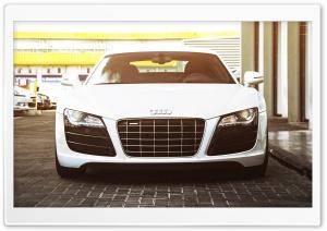 Israeli Audi R8 V10 HD Wide Wallpaper for Widescreen