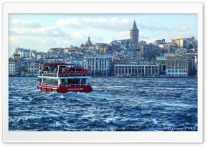 Istanbul 2013 HD Wide Wallpaper for Widescreen