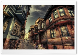 Istanbul HD Wide Wallpaper for Widescreen