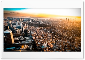 istanbul Ultra HD Wallpaper for 4K UHD Widescreen desktop, tablet & smartphone