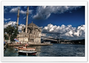 Istanbul HD Wide Wallpaper for 4K UHD Widescreen desktop & smartphone