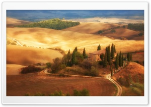 Italian Landscape HD Wide Wallpaper for Widescreen