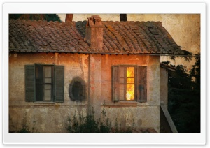 Italian Old House HD Wide Wallpaper for Widescreen