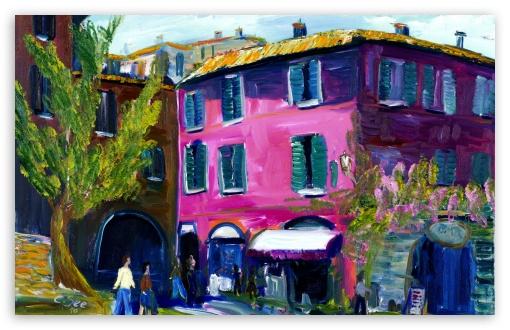 Italien Italy House Pink Painting UltraHD Wallpaper for Wide 16:10 Widescreen WHXGA WQXGA WUXGA WXGA ; 8K UHD TV 16:9 Ultra High Definition 2160p 1440p 1080p 900p 720p ; Standard 4:3 5:4 3:2 Fullscreen UXGA XGA SVGA QSXGA SXGA DVGA HVGA HQVGA ( Apple PowerBook G4 iPhone 4 3G 3GS iPod Touch ) ; iPad 1/2/Mini ; Mobile 4:3 3:2 16:9 5:4 - UXGA XGA SVGA DVGA HVGA HQVGA ( Apple PowerBook G4 iPhone 4 3G 3GS iPod Touch ) 2160p 1440p 1080p 900p 720p QSXGA SXGA ;