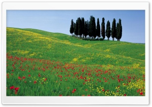 Italy Landscape HD Wide Wallpaper for Widescreen