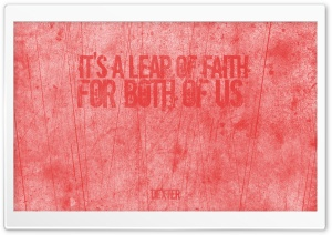 Its A Leap Of Faith For Both Of Us HD Wide Wallpaper for Widescreen