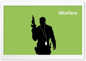 iWarfare HD Wide Wallpaper for Widescreen