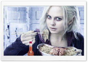 iZombie HD Wide Wallpaper for Widescreen