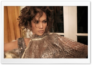 J Lo HD Wide Wallpaper for Widescreen
