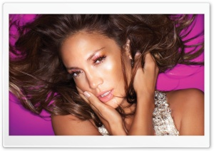 J Lo On The Floor HD Wide Wallpaper for Widescreen