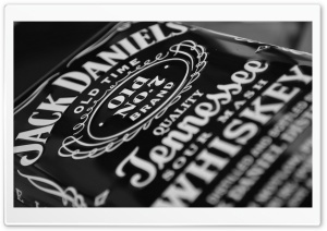 Jack Daniels HD Wide Wallpaper for Widescreen