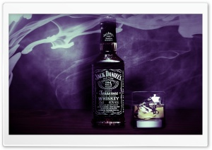 Jack Daniels Whiskey HD Wide Wallpaper for Widescreen