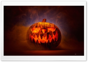 Jack o Lantern Halloween 2020 Ultra HD Wallpaper for 4K UHD Widescreen desktop, tablet & smartphone
