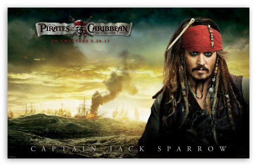 Jack Sparrow - 2011 Pirates Of The Caribbean On Stranger Tides ❤ 4K UHD Wallpaper for Wide 16:10 5:3 Widescreen WHXGA WQXGA WUXGA WXGA WGA ; 4K UHD 16:9 Ultra High Definition 2160p 1440p 1080p 900p 720p ; Standard 4:3 3:2 Fullscreen UXGA XGA SVGA DVGA HVGA HQVGA ( Apple PowerBook G4 iPhone 4 3G 3GS iPod Touch ) ; iPad 1/2/Mini ; Mobile 4:3 5:3 3:2 16:9 - UXGA XGA SVGA WGA DVGA HVGA HQVGA ( Apple PowerBook G4 iPhone 4 3G 3GS iPod Touch ) 2160p 1440p 1080p 900p 720p ;