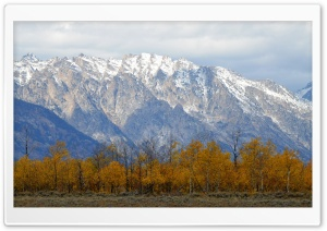 Jackson Hole Valley HD Wide Wallpaper for Widescreen