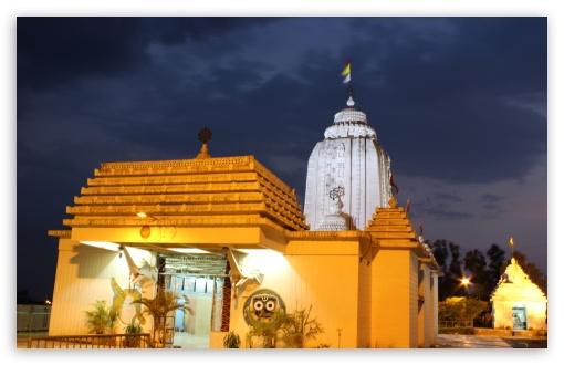 Jagannath Temple 4k Hd Desktop Wallpaper For 4k Ultra Hd Tv