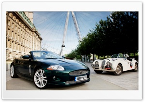 Jaguar Car 3 HD Wide Wallpaper for Widescreen