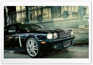 Jaguar Car 5 HD Wide Wallpaper for Widescreen