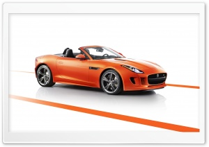 Jaguar F Type Black Pack Edition 2013 Ultra HD Wallpaper for 4K UHD Widescreen desktop, tablet & smartphone