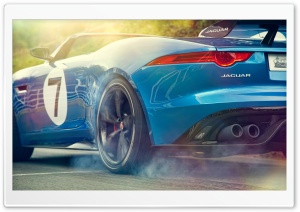 Jaguar Supercar HD Wide Wallpaper for Widescreen