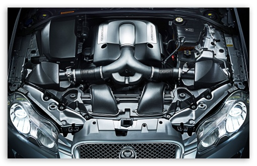 Jaguar Supercharged Engine HD wallpaper for Wide 16:10 5:3 Widescreen WHXGA WQXGA WUXGA WXGA WGA ; HD 16:9 High Definition WQHD QWXGA 1080p 900p 720p QHD nHD ; Mobile 5:3 16:9 - WGA WQHD QWXGA 1080p 900p 720p QHD nHD ;