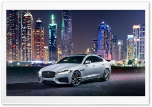 Jaguar XF 2016 HD Wide Wallpaper for Widescreen