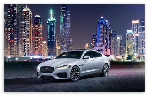 Jaguar Xf 2016 4k Hd Desktop Wallpaper For 4k Ultra Hd Tv