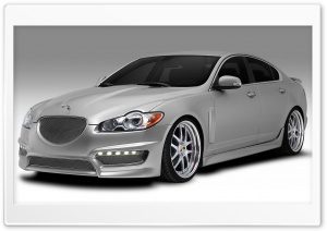 Jaguar XF Arden HD Wide Wallpaper for Widescreen
