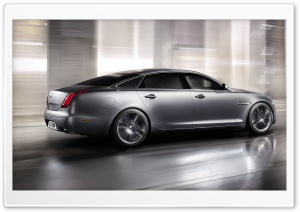Jaguar XJ HD Wide Wallpaper for Widescreen
